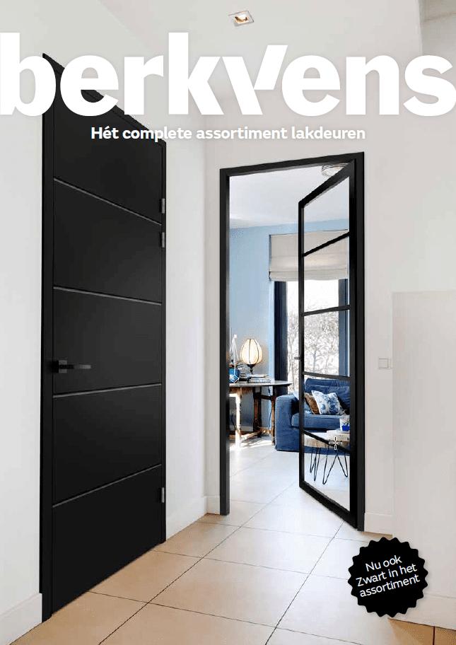 Cover Berkvens lakdeuren collectie handel