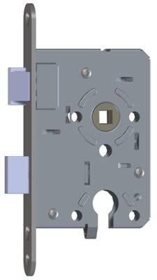 BS-210 Dag- en Nachtslot Cilinder