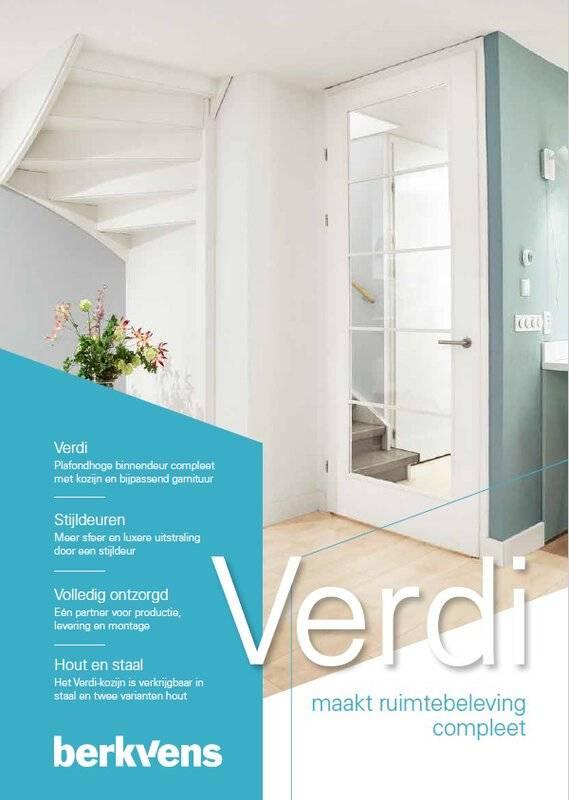 Cover Verdi brochure